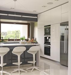 To enhance their living. Kitchen Cabinet Design, Kitchen Cabinets, Kitchen Dinning, Dining, Apartment Design, Home Decor Bedroom, Modern Decor, Decoration, House Plans