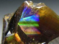 Rainbow Garnet