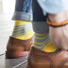 1,520 отметок «Нравится», 13 комментариев — SprezzaBox (@sprezzabox) в Instagram: «Zooming in on our @basicoutfitters socks. We're not a fan of boring socks, so we're loving these…»