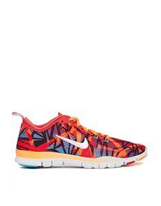 e2170a844951e Nike Red Print Free 5.0 Tr Fit 4 Trainers Nike Free