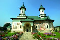 Manastirea Rasca Romania, Country, House Styles, Beautiful, Rural Area, Country Music