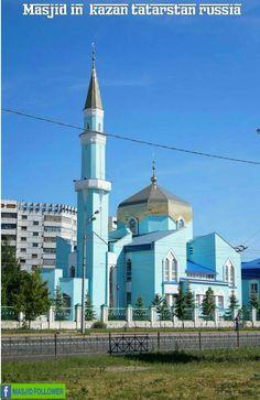 masjid in Russia