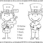 St. Patrick's Addition  Counting by 2's, 5's, 10's  Greater Than/Less Than. K/1st