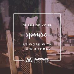 Happy stomach, happy spouse!