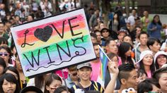Marriage Equality Could Be Coming To Taiwan As Early As Next Year.