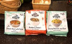 Augason Farms – Food In Pouches