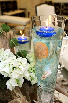 Marriage on the seashore Summer Wedding, Diy Wedding, Wedding Flowers, Flower Decorations, Table Decorations, Event Themes, Wedding Table Settings, Tablescapes, Centerpieces