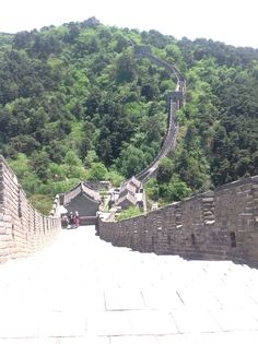 Great Chinese wall, Beijing, China
