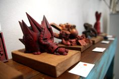 South Africa's Art Machina Features 100% 3D Printed Artwork