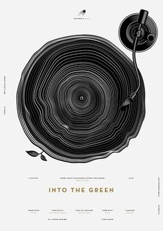 website-design-inspired-by-iconic-posters Into Green
