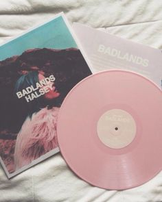 halsey, pink, and badlands image Music Aesthetic, Aesthetic Grunge, Aesthetic Photo, Aesthetic Pictures, Photo Wall Collage, Picture Wall, Kawaii, Jolie Photo, Tumblr Wallpaper