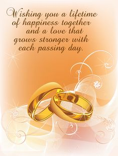 Collection of Hundreds of Free Wedding Message from all over the world.