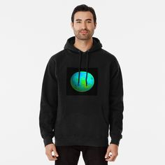 Moon Full Moon by azimaplace   Redbubble Pullover Hoodie, Crew Neck Sweatshirt, Graphic Sweatshirt, Irish Hat, Skate Shirts, Leo Star, We Wear, How To Wear, Skull And Crossbones