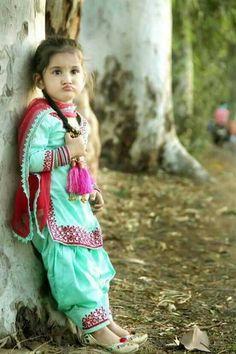❤❤❤ Kids Suits, Baby Girl Dresses, Baby Dress, Stylish Kids, Cute Little Girls, Cute Baby Girl, Kids Ethnic Wear, Toddler Fashion, Kids Fashion