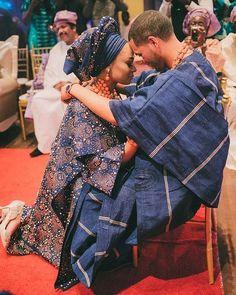 "3,823 Likes, 11 Comments - Africa's Top Wedding Website (@bellanaijaweddings) on Instagram: ""Us...Just Us  @mars.aisa x @marc.bldn. #boldenyears  Photo @dalenatn AsoOke @bimmms24 Makeup…"""