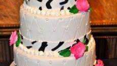 top best zebra print wedding cakes details