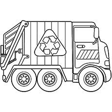 Best Coloring: Dump truck coloring pages printable - Amazing Coloring sheets - The dump truck is thought to have been first conceived in the farms of late century western Europe. Thornycroft developed a steam dust-cart in