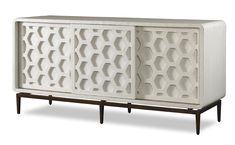 Wilhelm Cabinet from Julian Chichester's new Mr. Brown Home collection.