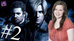 Resident Evil 6 p2 Walkthrough