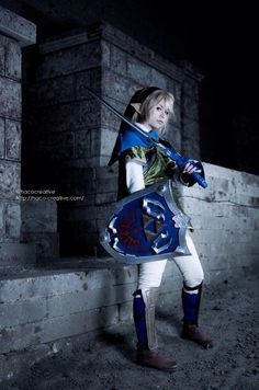 Link crossplay by @darkness0x0 | #Hyrule_Warriors #HyruleWarriorsLegends