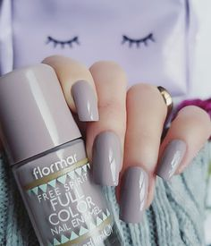 Flormar Free Spirit Vollfarbe Chill Out., Flormar Free Spirit Full Color Chill Out. Flormar Free Spirit Vollfarbe Chill Out. Pretty Nail Colors, Pretty Nails, French Nails, Love Nails, Pink Nails, Nail Art Designs, Acrylic Nails, Gel Nails, Instagram Nails