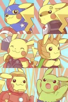 PikAvengers