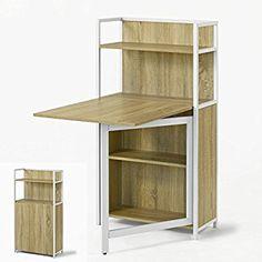sobuy fwt12 n table pliante armoire avec table pliable - Plateau Pour Table De Cuisine