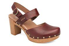 f1d5ad2f6eb Functional style meets comfort in the women s Dansko® Dotty closed-toe  sandal. Dansko
