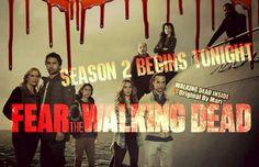 The Walking Dead, Fear The Walking Dead, Memes, Season 2