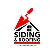 Placeit - Siding and Roofing Logo Maker Branding Your Business, Business Logo, Logo Branding, Maintenance Logo, Roofing Logo, Construction Logo, Great Logos, Free Logo, Logo Maker