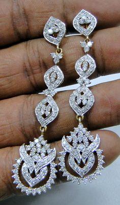 188 best Designer Diamonds images on Pinterest | Solid gold ...