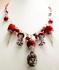 Colier Asia (1 LEI la Quadrille.ro.breslo.ro) Asia, Charmed, Bracelets, Jewelry, Fashion, Moda, Jewlery, Jewerly, Fashion Styles