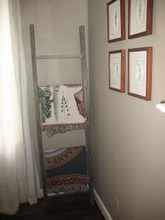 The reNOUNed Nest: Old Ladders, ReNOUNed Holders Of ...Well, Everything!