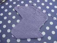 Skapa och Inreda: Tre små stickade koftor Baby Knitting Patterns, Onesies, Kids, Clothes, Young Children, Outfits, Boys, Clothing, Clothing Apparel