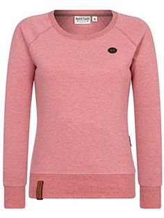 naketano Pullover 'Groupie' in bordeaux | ABOUT YOU