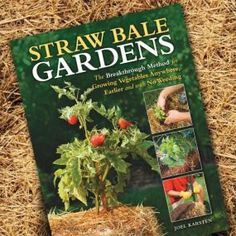 Book Review - Straw Bale Gardens