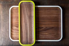 Handsome Walnut Serving Trays & Platters by David Rasmussen Design | Food52 Shop