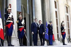 Macron propõe reduzir em um terço a quantidade de deputados e senadores - http://po.st/QET2S4  #Política - #Deputados, #Macron, #Partido, #Senadores