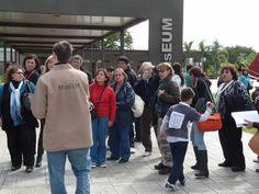 Visita de turistas tucumanos Random, Casual