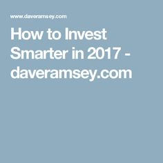 5 Tips to Get Back on Track With Investing Dave Ramsey Investing, Back On Track, Get Back, Advice, How To Get, Tips, Counseling