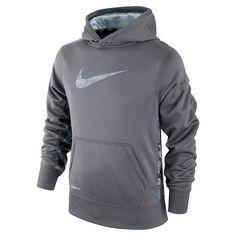 Nike KO 2.0 Pixelated Performance Fleece Hoodie - Boys 8-20