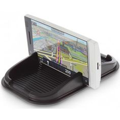 Neverfall Pad är ett smart stöd för både mobiler och surfplattor. Perfekt som GPS-tillbehör. http://www.smartasaker.se/never-fall-pad.html