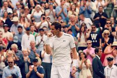 """103.7k Likes, 630 Comments - Instagram (@instagram) on Instagram: """"This year, tennis player Andy Murray (@andymurray) is walking into his 12th Wimbledon tennis…"""""""