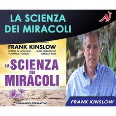 La Scienza dei Miracoli - FRANK KINSLOW (In Offerta Promo Limitata a € 19,90)