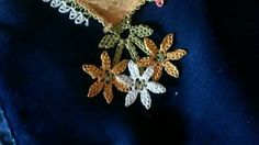 Needle Lace, Elsa, Diy And Crafts, Flowers, Jewelry, Salons, Summer Knitting, Tricot, Ideas