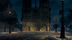 The Aristocats (Notre Dame)