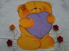 Ursinha carinhosa