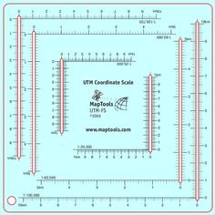 Compass Maptools Usfs Maps Utm Slots Also 1 24 000 1 25 000 1