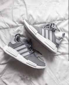 newest 64a7d 62bbc adidas Originals NMD in grey grau    Foto  heyitsayruuhh  Instagram Nmds  Shoes