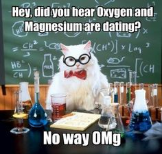 I laughed harder than I should have at this, deep down I'm a science nerd!